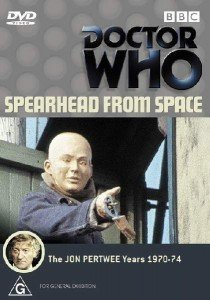 Spearhead From Space dvd cover